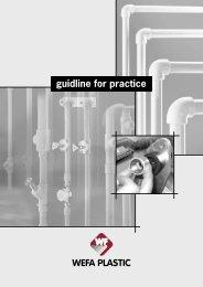 guidline for practice - Glynwed Asia
