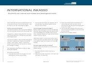 INTERNATIONAL INKASSO - Danske Bank