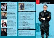 KAbARETT - TheaterForum Gauting e.V.