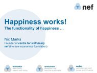 Happiness works! - Humanistic Management Center