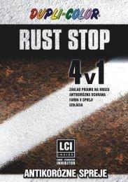 RUST STOP 4v1 katalóg - Tradix Slovakia