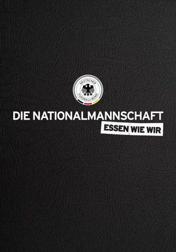 DFB – Die Nationalmannschaft – essen wie wir