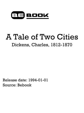 A Tale Of Two Cities - Dickens Charles.pdf - Cove Systems