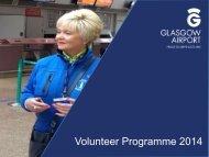 External Advert - Volunteer Program