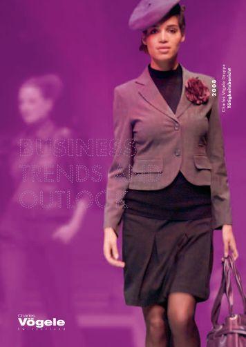 Fashion Show Luzern - TextilWirtschaft