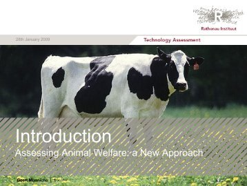 Introduction - STOA   Science and Technology Options Assessment