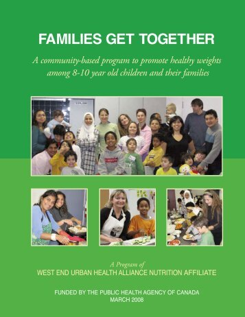 FAMILIES GET TOGETHER - Access Alliance