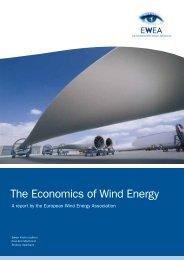 The Economics of Wind Energy - European Wind Energy Association