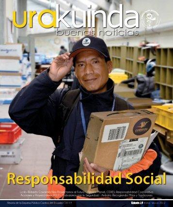 marzo 2012 - Correos del Ecuador