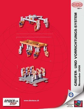 Greifer- und Vorrichtungssystem - DE - STA - CO AG Schweiz