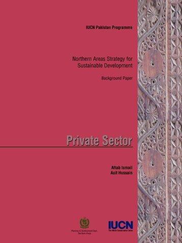 Private Sector - IUCN