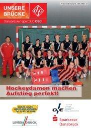 vom Leben - Osnabrücker Sportclub OSC