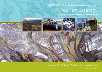 Australian Alps National Landscape Tourism Strategy - Mt Buller