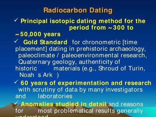 5 fakta om Carbon dating utendørs antenne orgie