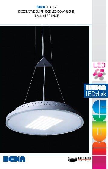 LEDdisk - BEKA