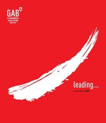 Full Version Guinness Anchor Berhad Annual Report 2009 - Gab