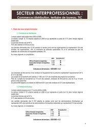 Fiche Secteur Interprofessionel - FIORE-Corse
