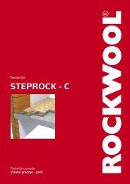 Rockwool - Steprock C - Ravago