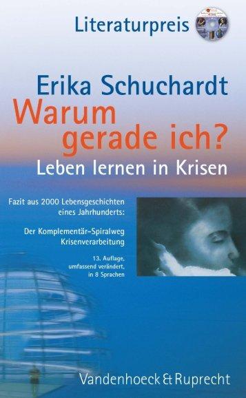 Warum gerade ich - Vandenhoeck & Ruprecht