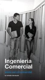 Ingeniería Comercial - Universidad Adolfo Ibañez