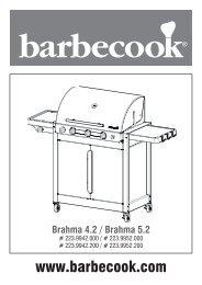 Brahma 4.2 - The Barbecue Store