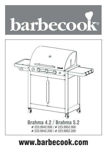 Brahma 4.2 - The Barbecue Store