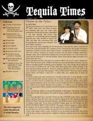 August 2009 Newsletter PDF - Parrot Heads in Amish Paradise