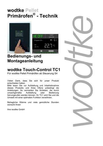 Touch-Control TC1 - Wodtke