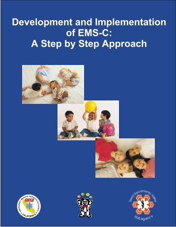 A Step by Step Approach - Emergency Medical Services Authority ...