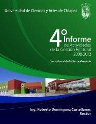 Informes - Universidad de Ciencias y Artes de Chiapas