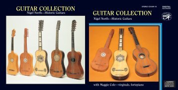 GUITAR COLLECTION - The Classical Shop