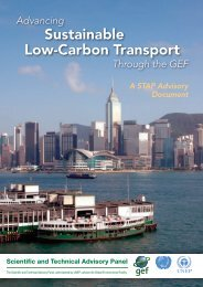 Sustainable Low-Carbon Transport.pdf - Global Environment Facility
