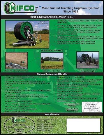 Download E40x1320 Brochure - Kifco