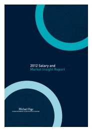 2012 Salary and Market Insight Report - The Engineer