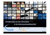 C.2 Estrategias frente a las tendencias en servicios de ...