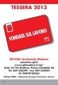 tessera 2013 - CGIL Modena - Page 2