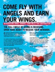 the full circle of giving is receiving. open your heart ... - ChoiceCenter