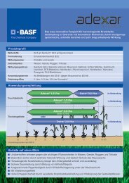 Produktblatt Adexar - BASF Pflanzenschutz Österreich