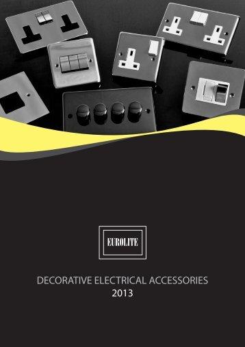 Eurolite Catalogue 2013 - Architectural Hardware Direct