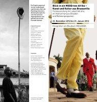 Blick in ein MODErnes Afrika – Kunst und Kultur aus ... - Dresden
