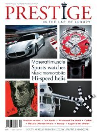 Prestige-Magazine - The World