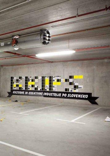 Kulturne in kreativne industrije po Slovensko - Ministrstvo za kulturo