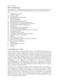 Neues aus Garagien (20) 1. Oschersleben (10. – 13. Mai) - Gileraclub
