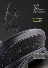 News 2011 - Sattlerei Otto Schumacher