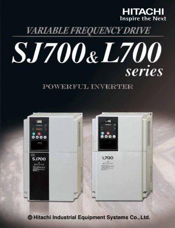 SJ700/L700 Series