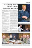 May 25, 2011 (.pdf, 20.8M) - United States Air Force Academy - Page 4