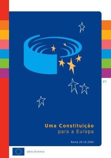 Uma Constituição para a Europa - Carlos Coelho