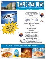 december 2012 pdf - Temple Sinai
