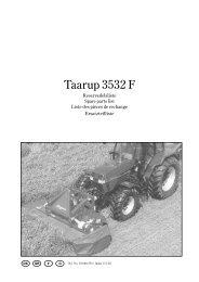 3532F parts 38 040 554 Index 112.-02.pdf - Hjallerup ...