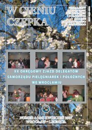 KWIECIEŃ 2007 ( 1574 kB) - Dolnośląska Okręgowa Izba ...